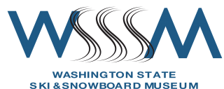 Washington State Ski & Snowboard Museum logo