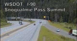 Snoqualmie Pass Summit